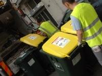 Les services de collecte des déchets assurés