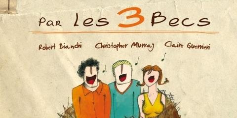 """Concert """"La centième nuit"""" par les 3 becs"""