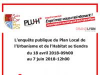 Participez à la révision du PLU-H