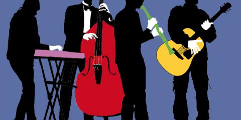 Louis Touchagues : Concert de Jazz