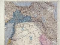 Conférence Quand Français et Britanniques se partagaient le Proche-Orient