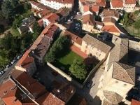 Conférence Balade dans le temps, château et vieille église
