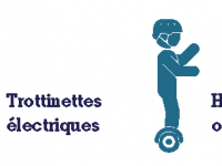 Réglementation des trottinettes électriques et autres engins