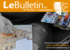 Bulletin municipal - septembre 2016
