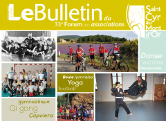 Bulletin municipal - septembre 2019
